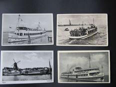 lot consisting of 88 postcards from Harderwijk