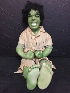 The Hulk - Collector's Item - Doll
