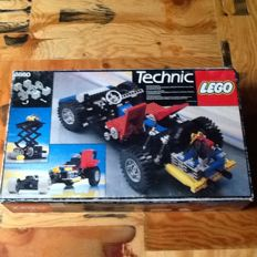 Technic - 8860 - Auto Chassis