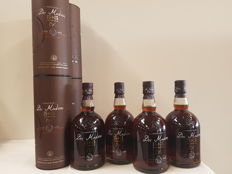 Aged Rum Dos Maderas 5+5 years old Caribe Spain - 40 % - 4 bottles