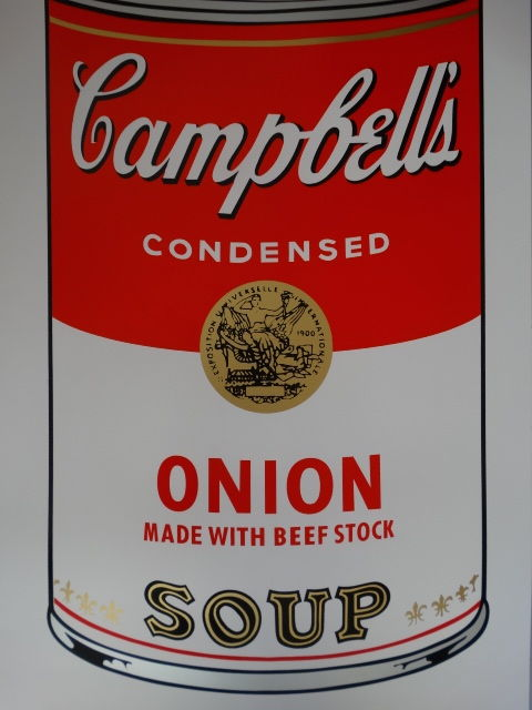 Andy Warhol- Campbell´s