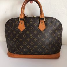 Louis Vuitton - Alma monogram - Handbag
