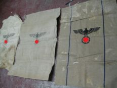 Army food bags of the Wehrmacht from 1940/41/43