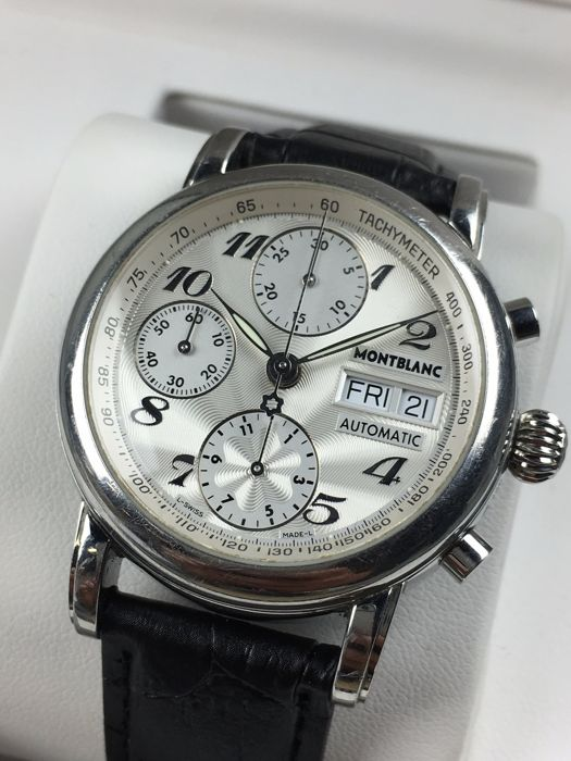 Montblanc Meisterstuck Star chronograph automatic ...