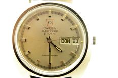 Omega - Elektronic Chronometer 300Hz - 198.031 - 男士 - 1970-1979