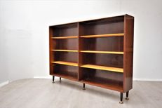 A.A. Patijn by Zijlstra Joure - vintage bookcase