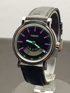 Tissot Digi - Men's watch - Swiss made, 1980s