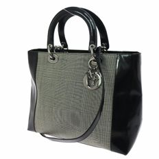 Christian Dior – Lady Dior – Handbag / shoulder bag – 2 handles