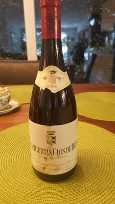 1984 Clos De Beze Grand Cru Domaine Armand Rousseau x 1 Bottle  0.75l