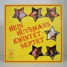 Hein Huysmans Kwintet - Septet - Masterpiece in Jazz / Soul / Funk - Perfect condition