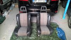 Complete set of four seats - Autobianchi A112 Abarth