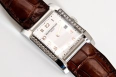 Baume & Mercier - Hampton Rectangular Diamond - M0A10023 - 2011-heden