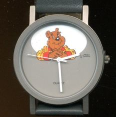 Oliver B. Bumble & Tom Puss - wrist watch Oliver B. Bumble - HEMA - (2000)