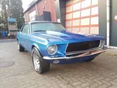 Ford - Mustang Coupe 289 V8  - 1967