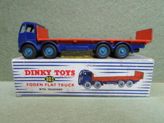 Dinky Toys - Scale 1/48 - Foden Flat Truck with Tailboard No.903