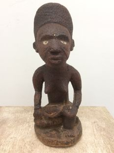 Shrine Figure-YOMBE-Ex. Belgian Congo