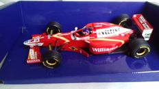 Minichamps - Scale 1/18 - F1 Williams Mecachrome 1999 Launch Version