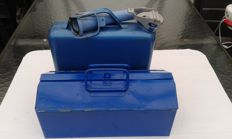 Jerrycan and tool box