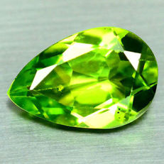 Peridot - 3.12 ct - No reserve price