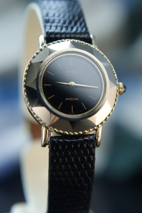 "RADO ""DiaStar"" - Luxury  Swiss watch - Mujer - in very good condition"