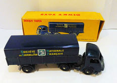 Dinky Toys-France - Scale 1/48 - Tracteur Panhard et Semi-Remoque SNCF No.32b