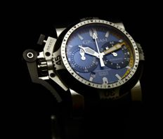 Graham Chronofighter - Oversize Diver Tech Seal Scarab - 20VEV.U05A.K41B - 2011-heden