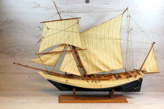 Chinese Junk boat model