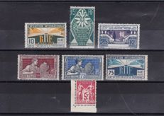 France – Selection of Stamps including Yvert 216