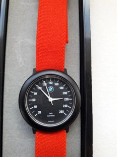 BMW Odometer - Men's Wrist Watch