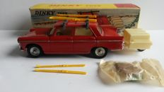 Dinky Toys-France - Scale 1/43 - Peugeot 404 No.536
