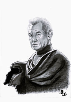 Magneto by Diego Septiembre - Original Drawing