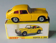 Dinky Toys-France - Scale 1/43 - Honda S800 No.1408
