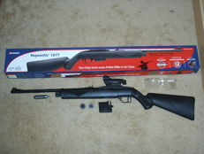 CROSMAN -  RED DOT c02 semi-automatic