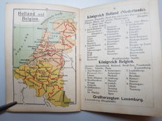 Taschenatlas German non-commissioned officer from Bavaria - in top condition!