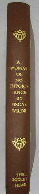 Oscar Wilde - A Woman of No Importance - 1894