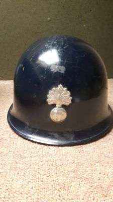 French Helmet 1967