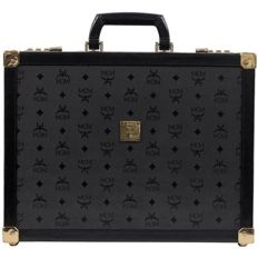 MCM Munchen - Briefcase Attache Hard sided Bag