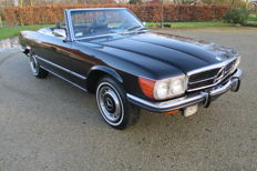Mercedes-Benz - 350SL - euro - roadster - 1973