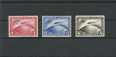 Germany Stamps Collection Scott#C35 C36 C37