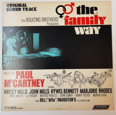 "Soundtrack ""The Family Way"" music by Paul McCartney"