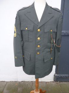 US Army neat jacket