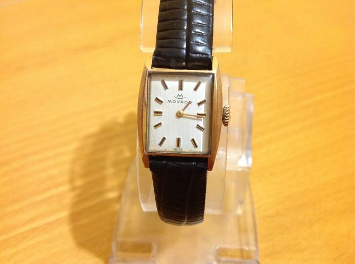Movado watch for ladies 70s