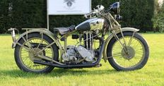 Motosacoche - Jubilee - Tipo 417 - 500 cc OHV - 1931