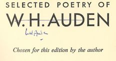 W.H. Auden - Selected Poetry - 1959