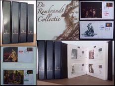 'Art of Painting' 2003 - Collection of covers for the occasion of 400 years of Rembrandt