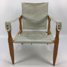 "Manufacturer unknown - vintage ""Safari"" armchair"