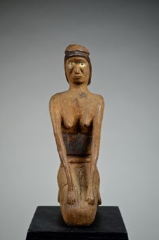 Rare maternity figure  - TSONGA / SHANGAAN - South Africa / Mozambique