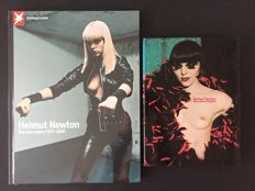 Helmut Newton; Lot with 2 photo books - 1978 / 2011