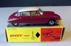 Dinky Toys-France - Scale 1/43 - Citroën DS19 two tone No.530