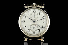 Longines - Anti Magnetique Chronograph Marriage - Herrar - 1901-1949